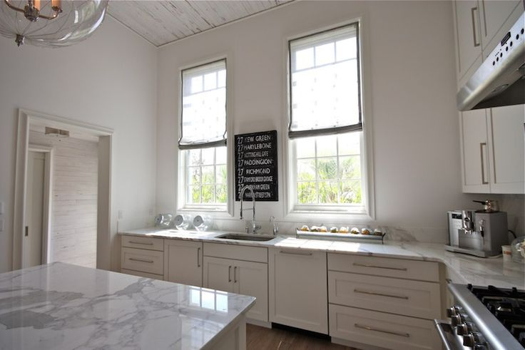 Rosemary Beach Fl Stunning Kitchen With Whitewashed