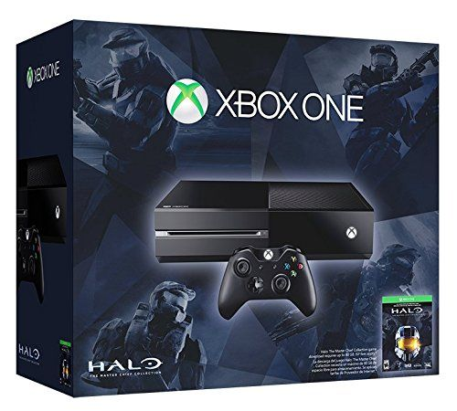 On Sale: $349.00 Xbox One Halo Bundle: The Master Chief Collection