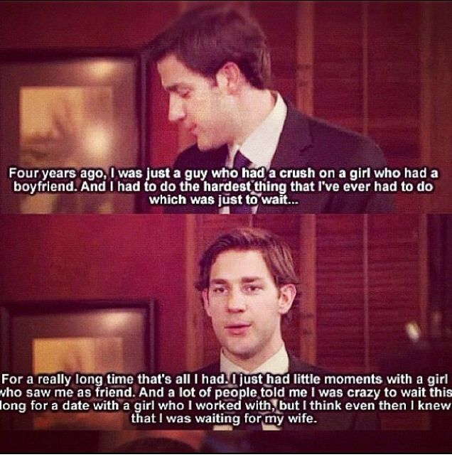 17 Reasons Why Jim Halpert Is Better Than Prince Charming Quotes