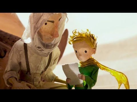 """ Dessine moi un mouton""- LE PETIT PRINCE - Extrait du Film - YouTube"