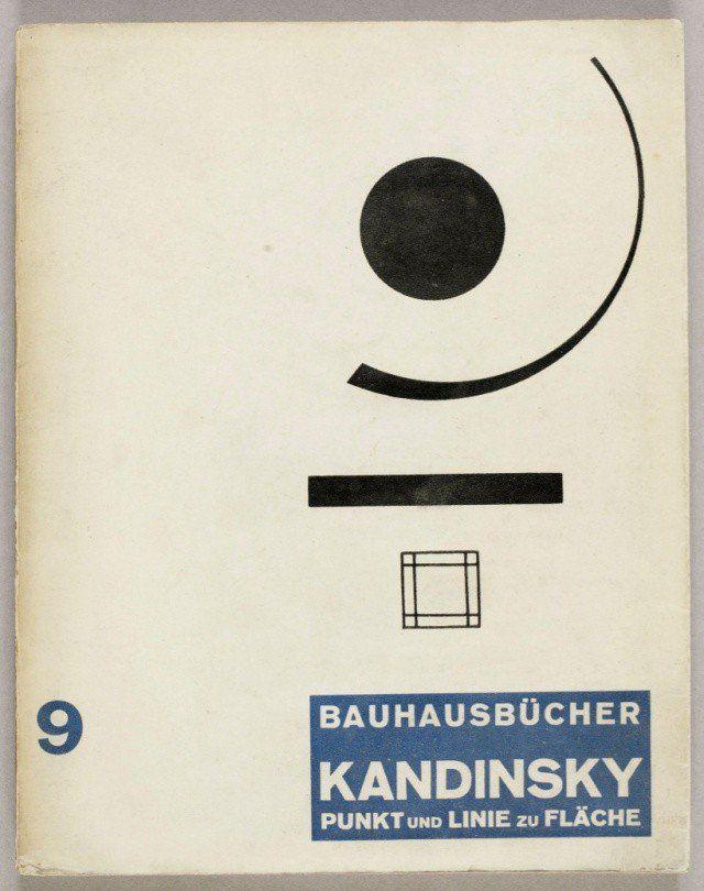 Libros y revistas de la Bauhaus para descarga gratis!  _*Kandinsky_Punkt_und_Linie_zu_Flaeche
