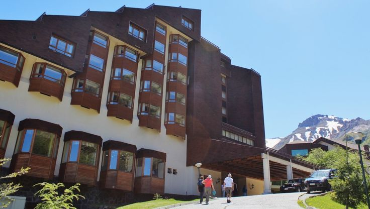 I LOVE CHILE WAS INVITED BY GRAN HOTEL TERMAS DE CHILLÁN TO SPEND A WEEKEND ENJOYING ITS FACILITIES AND THE NATURAL WONDERS OF THE AREA.