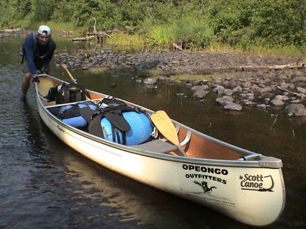 Canoe Algonquin Park, A great Canadian outdoor adventure.