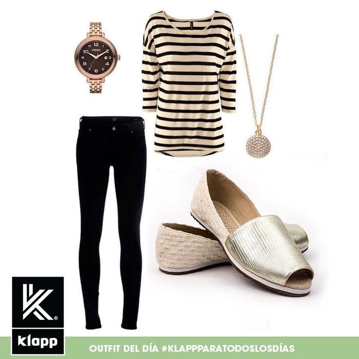 Para una noche de viernes casual con tus amigas te recomendamos un #outfit fresco y con estilo. #amomisklapp #outfitdeldía #meencantalamoda #mystyle