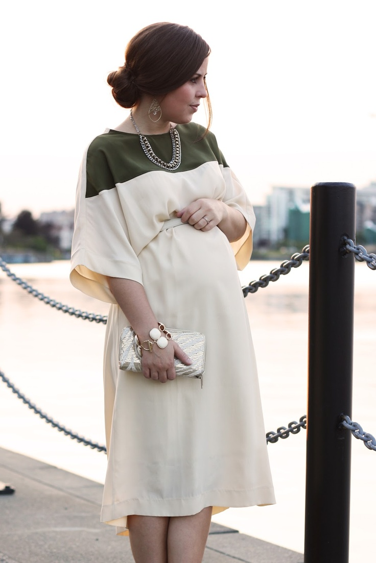 maternity street style...hope I can look this cute & stylish when I'm prego.