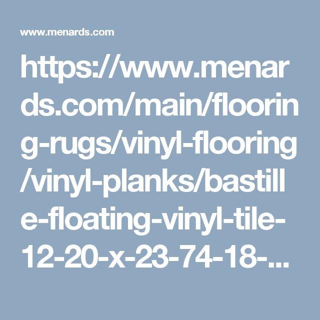bastille floating vinyl tile reviews