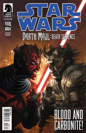 Star Wars: Darth Maul—Death Sentence #3