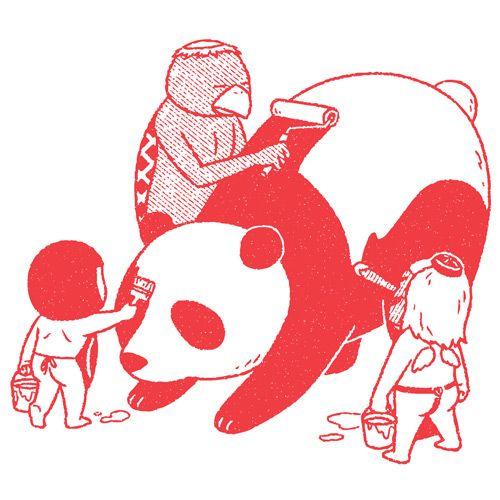 Kimiaki Yaegashi #illustration #japanese