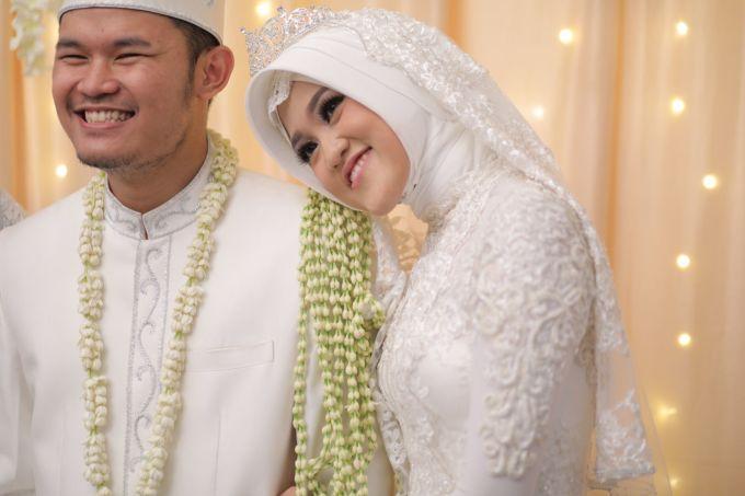 Pink Adeline by LAKSMI - Kebaya Muslimah & Islamic Wedding Service - 005