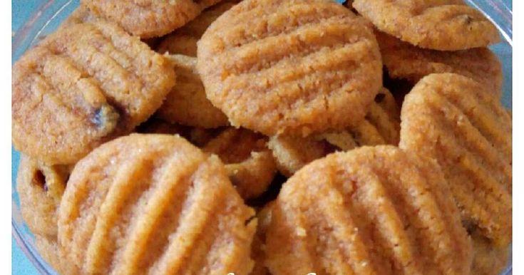 Resep Kue Kering Kurma Dates Cookies Oleh Dapur Ketty Resep Kue Kering Resep Kue Makanan Dan Minuman