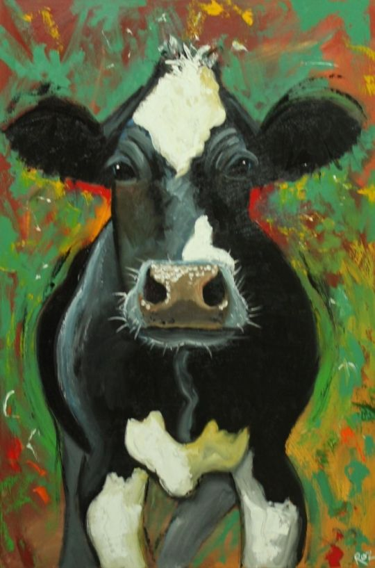 253 best images about vaca cow on Pinterest | Folk art, A ...
