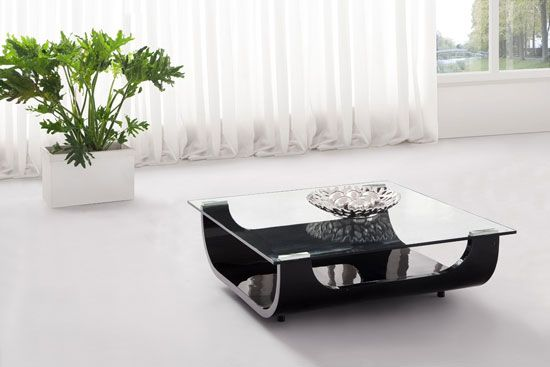 Glass coffee tables  Hometone