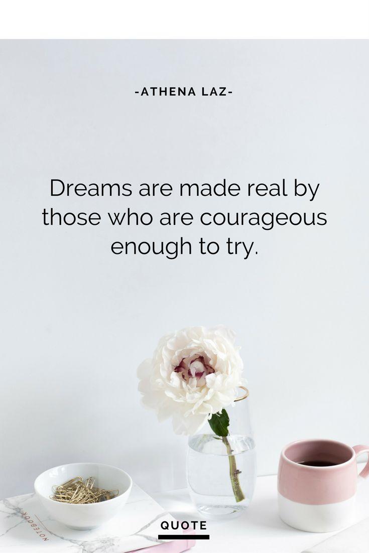 dreams, inspirational quotes, athena laz