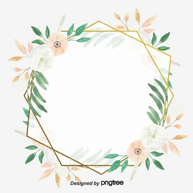 Green Png Photo Frame With Flowers Gallery Yopriceville High Quality Images And Transparent Flower Frame Flower Background Wallpaper Flower Picture Frames