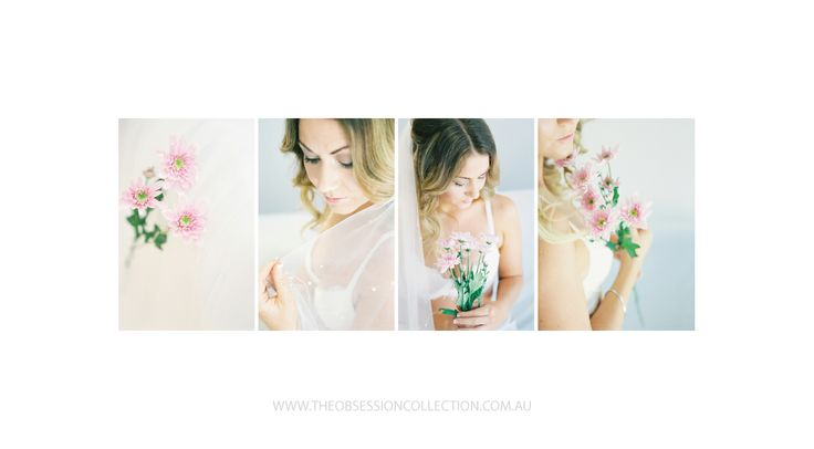 Boudoir, Bridal hair and makeup. The Obsession Collection