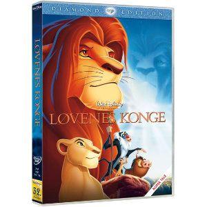 Leijonakuningas kaikki osat.