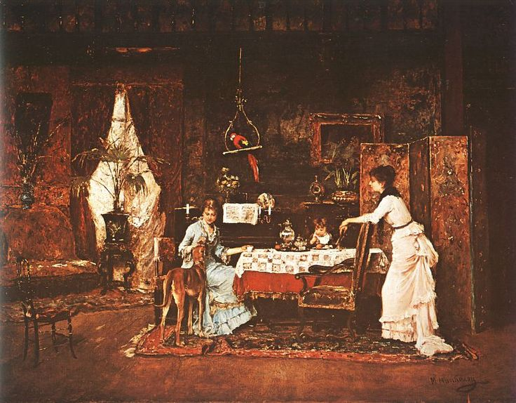 The Hound Mihály Munkácsy Check more at http://artunframed.com/Gallery/shop/the-hound/