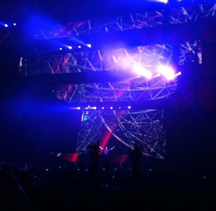 Hardwell 18-01-2014 Ziggo Dome Amsterdam