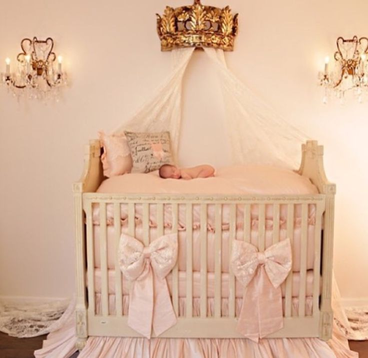 86 best Baby Girl Room Ideas❥ ♕ ♛ images on Pinterest   Baby ...