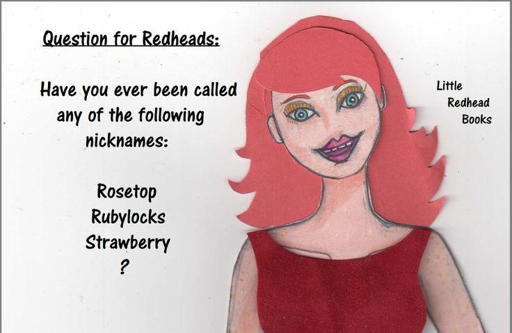 Redhead Nickname 120