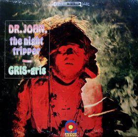 Gris-Gris: Music, Album Covers, Grisgris, Drjohn, Dr. John, Gray, Night Tripper, Grisgri 1968, Debut Album