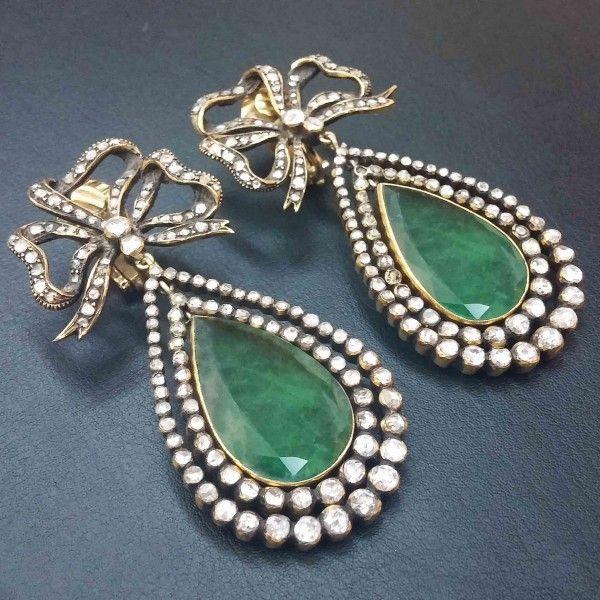 Συλλεκτικά Aντικέ Σκουλαρίκια - Collectible Vintage Earrings