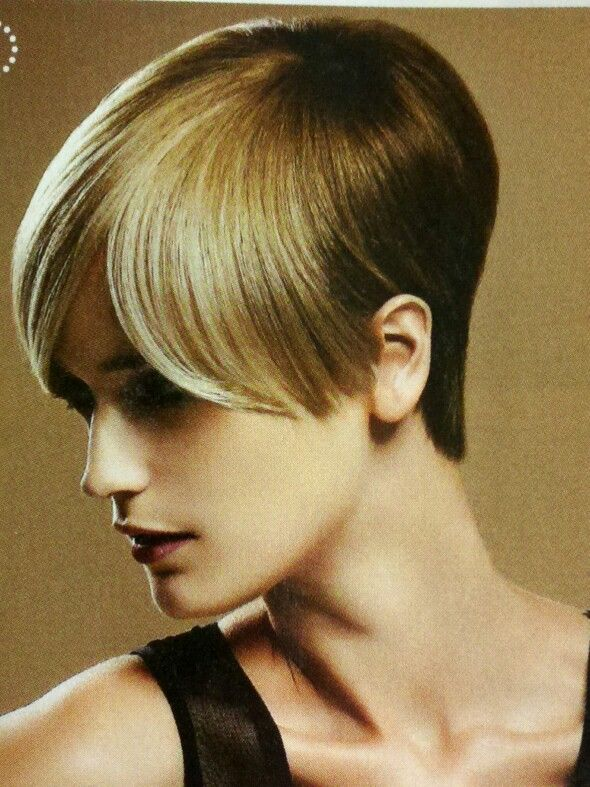 Hair Style Compilation : Baddest cut and color I have seen...even tho it is simple! Love this ...