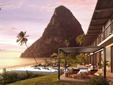 What Does $15 Million Get You at the Viceroy Sugar Beach in St. Lucia? | Architectural Digest