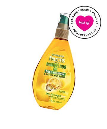 Best Drugstore Hair Product No. 1: Garnier Fructis Marvelous Oil, $5.99