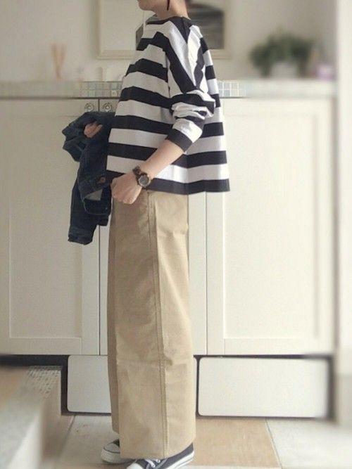 miiim☺︎|SLOBE IENAのTシャツ/カットソーを使ったコーディネート - WEAR