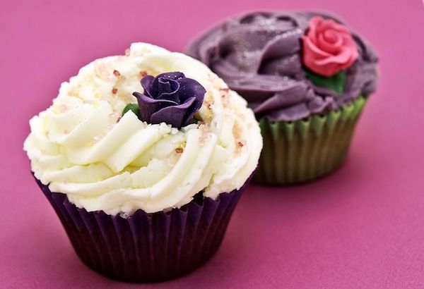 Cupcake ai pistacchi e yogurt: ricetta di Cupcakemania. © Chiara Andreoli per Cakemania.it