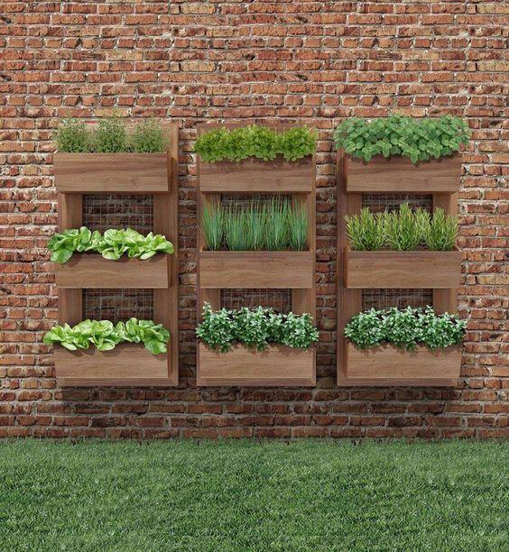 19 Effective Vertical Garden Ideas                                                                                                                                                                                 More