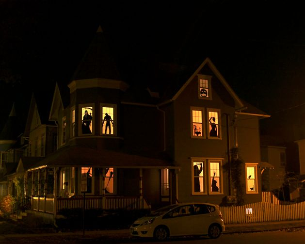 49 best images about Halloween  Spooky Lighting Effects on