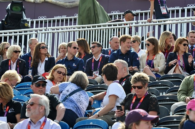 Where Are The Royals Today? - Slideshows | NBC Olympics