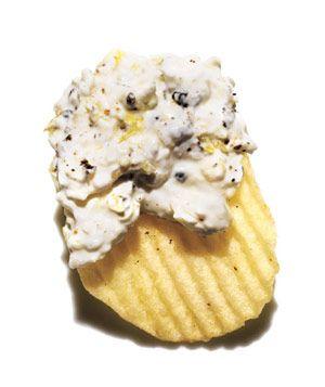 10 Party Dips. i love dip.: Food Recipes, Potatoes Chips, Lemon Peppers, Parties Dips, Party Dips, Party'S, Dips Recipe, 10 Parties, Pecorino Dips