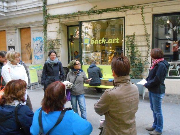 Berlin KreuzbergTour kulinarische Stadtführung erleben