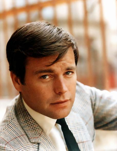 To meet Robert Wagner. I loved Hart to Hart. My older man crush when I was…