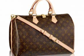 The Ultimate Bag Guide: The Louis Vuitton Speedy Bag