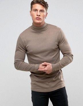 Men's Long Sleeve T-Shirts | Men's Polo Shirts | ASOS