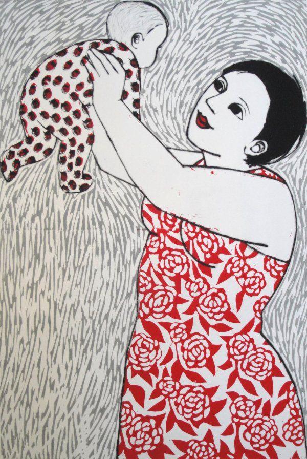 Betty Flying - Anita Klein  http://dld.bz/dZWQq