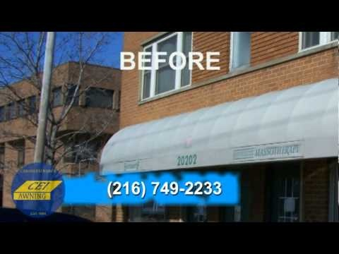 Quality Canvas Window Awning Retailer Serving  Mentor Ohio Delivers Friendly Service