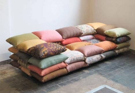 cushion couch!