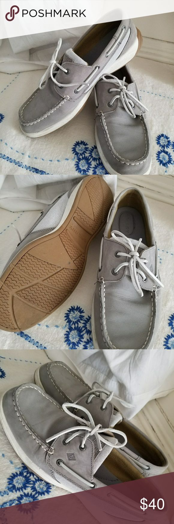 I just added this listing on Poshmark: Sperry Top Sider leather & canvas boat shoe sz 10. #shopmycloset #poshmark #fashion #shopping #style #forsale #Sperry #Shoes