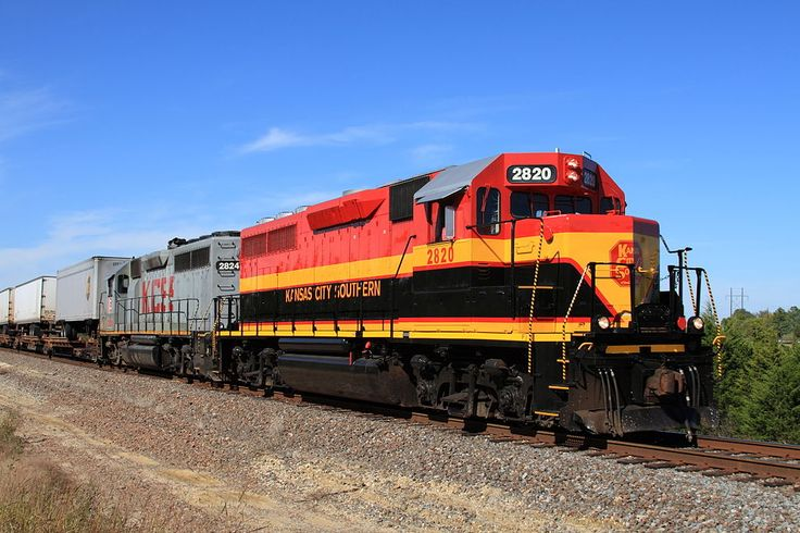 The Emd Gp22eco Is A 2 150 Hp 1 600 Kw B B Diesel