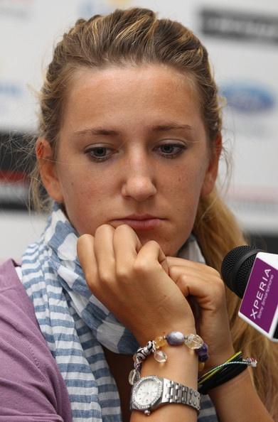 Victoria Azarenka The Internazionali BNL d'Italia 2012 - Day Two