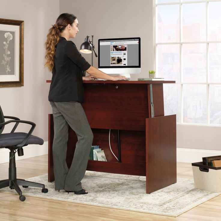 25 Best Sit Stand Desk Ideas On Pinterest Standing