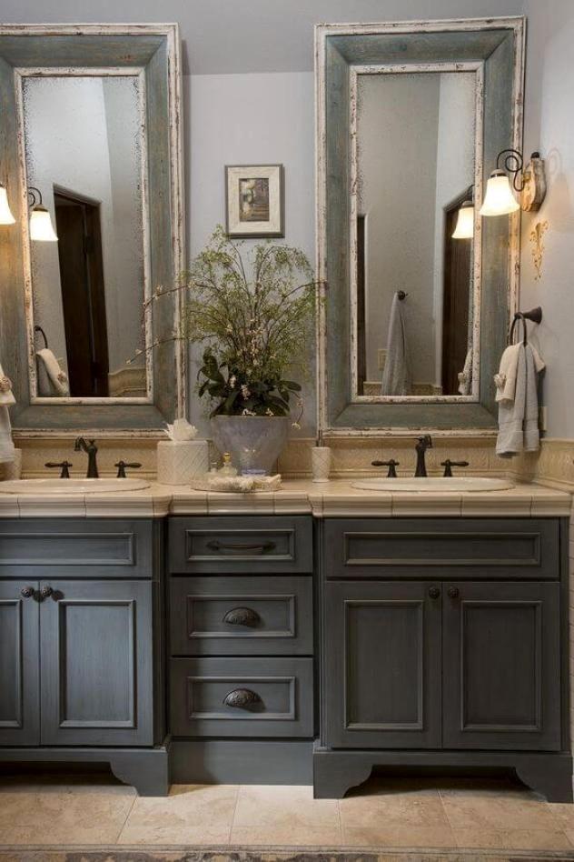 Diy Bathroom Cabinet Makeover Bathroomcabinets Diy Bathroom Makeover Country Bathroom Designs Bathroom Cabinets Diy