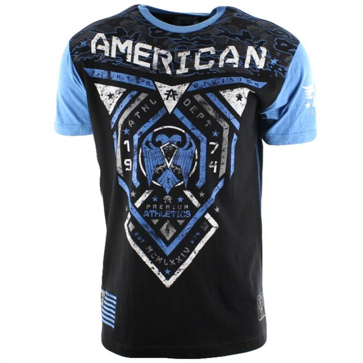 The American Fighter Blue Moutain Tee is available on CityGear.com