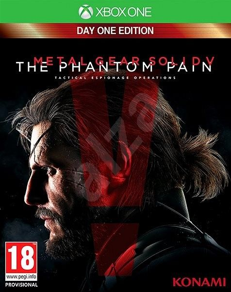 Xbox One - Metal Gear Solid 5: The Phantom Pain Day One Edition