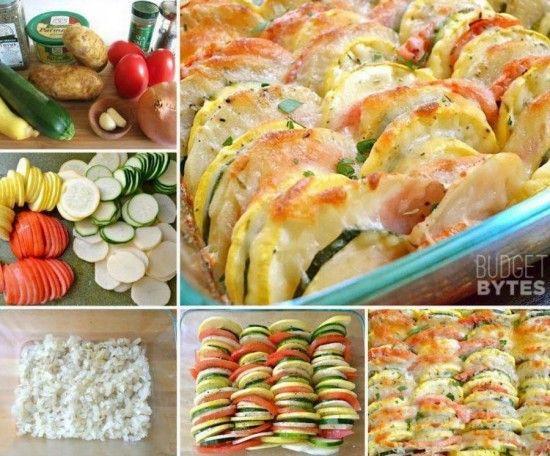 Vegetable Tian
